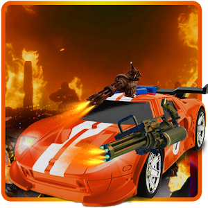 Fast Death Race - Shooting Cars