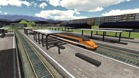 Euro Train Simulator 2.3.3 screenshot 548291
