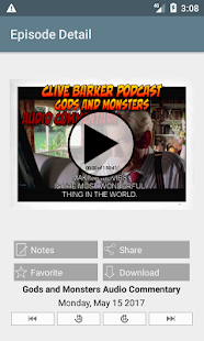 BarkerCast- screenshot thumbnail