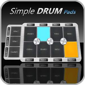 download simple drum pads for pc. Black Bedroom Furniture Sets. Home Design Ideas