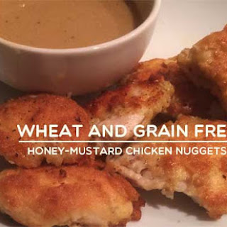 Wheat and grain free Chicken Nuggets