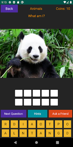 Animal Quiz - Guess from the Picture and Trivia screenshot 4