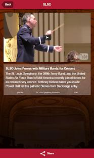 St. Louis Symphony - náhled