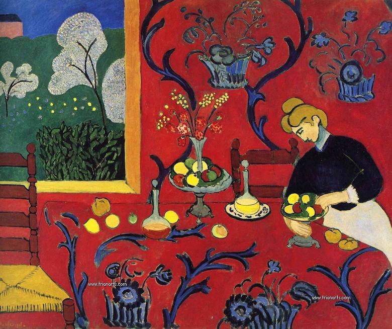 Resultado de imagen para henri matisse pinturas
