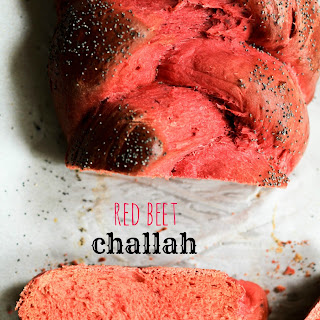 Red Beet Challah-#TwelveLoaves