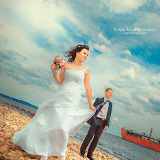 Wedding photographer Artem Krasheninnikov (ArtKrash). Photo of 11.07.2013
