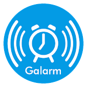 Galarm - Alarms And Reminders Android APK Download Free By Acintyo, Inc.