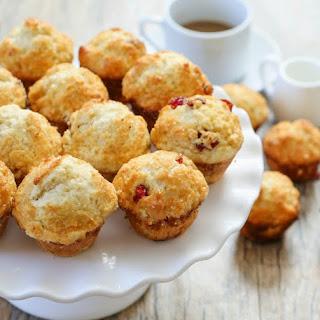 Mini British Scone Muffins