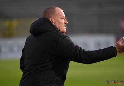 """Interim-coach Vanderbiest begrijpt het niet: """"Het is me een raadsel"""""""
