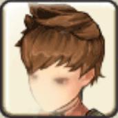 ヒューマン男髪1