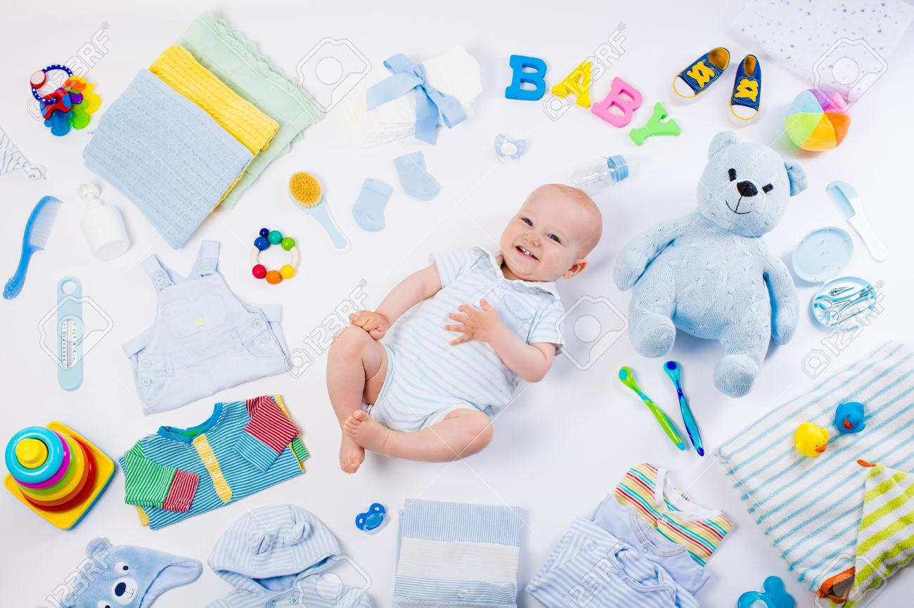 4 większe sklepy internetowe dla niemowląt w Warszawie