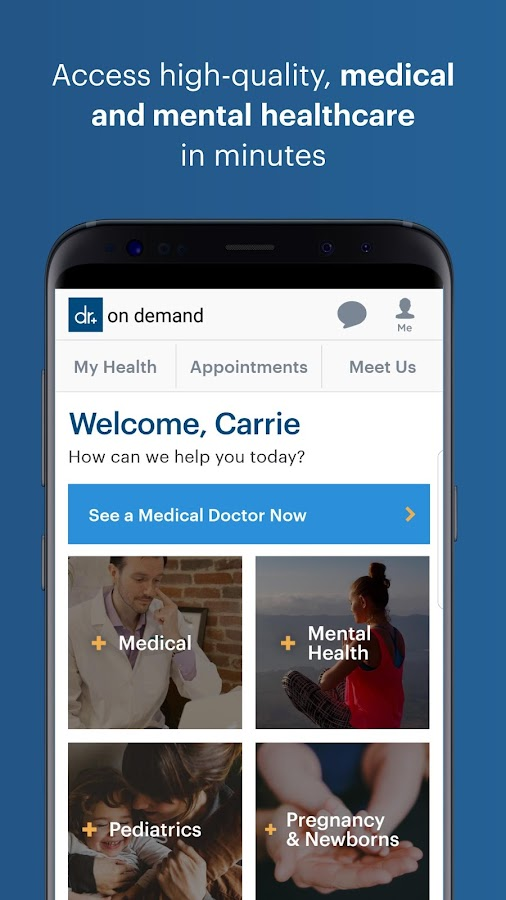 Doctor On Demand- screenshot