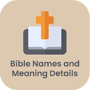 Bible Names and Meaning Details APK