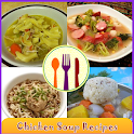 Chicken Soup Recipes icon