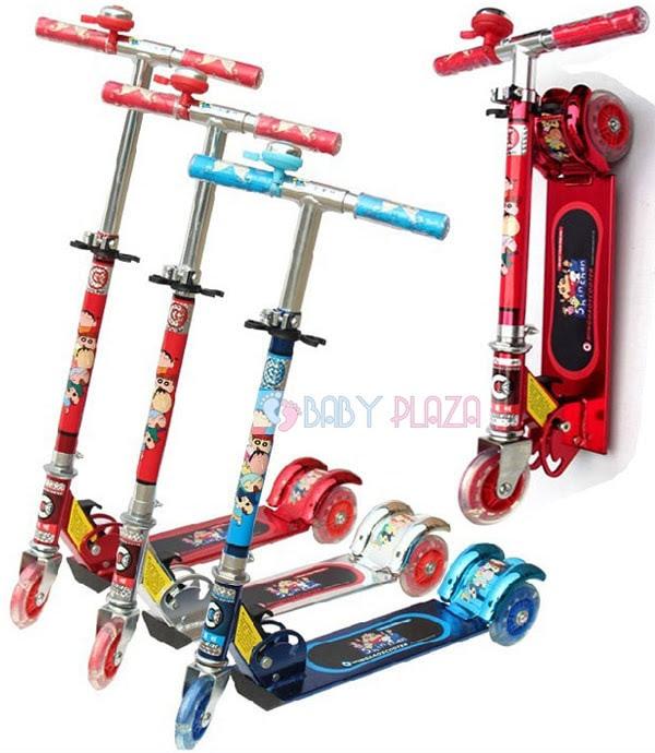 Xe trượt Scooter cho bé XLM-2009s 1