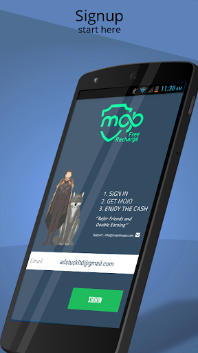 Mojo : Tasks you love