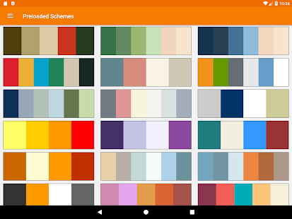 Color Scheme Builder- screenshot thumbnail