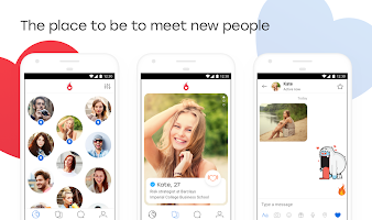 screenshot of Hot or Not - Free Dating & Chat App