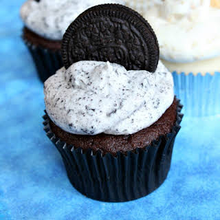 Cookies and Cream Frosting.