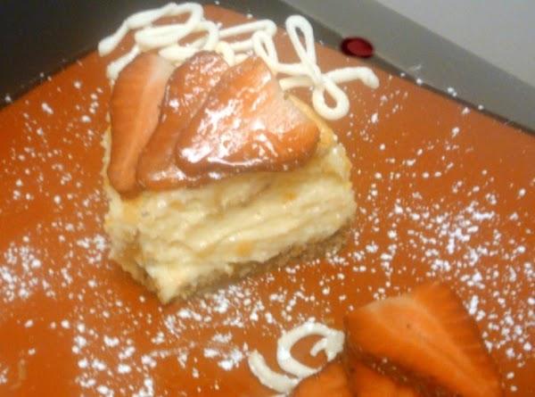 Orange Ricotta Cheesecake With Choc/oran Crust Recipe