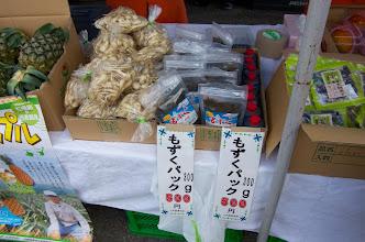 Photo: JAおきなわ・北竜町に来町