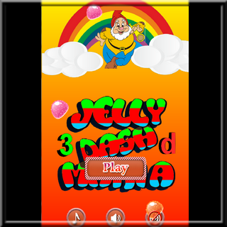 3d Jelly Dash Mania