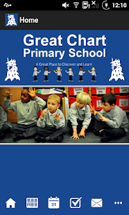 Great Chart Primary School- screenshot thumbnail