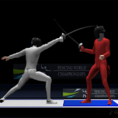 Fencing World Championship - Sword Fighting