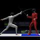 Fencing World Championship - Sword Fighting