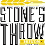 Logo of Stone's Throw Cold Day In Hell Kellerbier