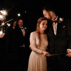 Wedding photographer Justyna Dura (justynadura). Photo of 18.10.2018
