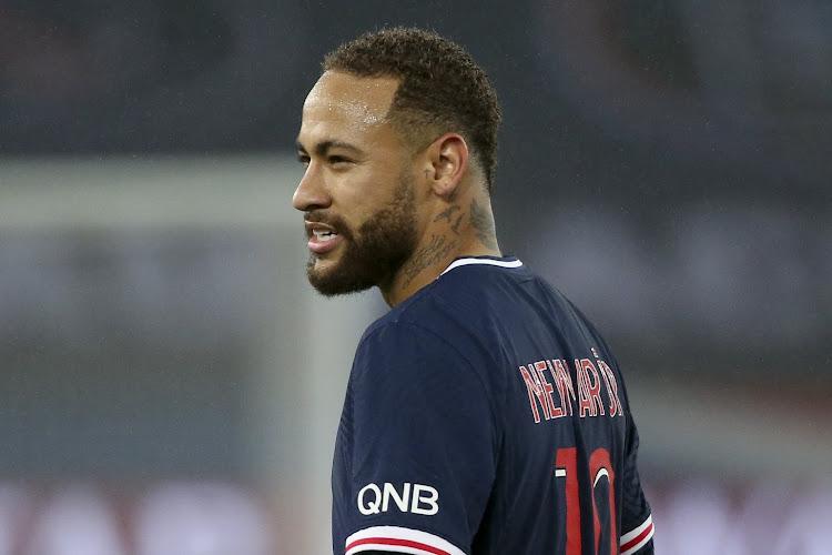 Neymar agacerait ses coéquipiers