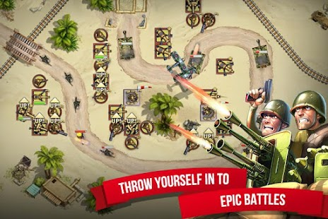 Toy Defense 2: TD Battles Game- screenshot thumbnail