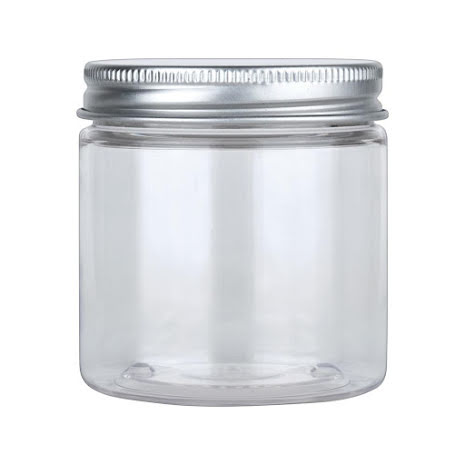 Stampendous Empty Jar & Metal Cap 118ml