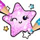 Download Kawaii Coloring Book Sparkle For PC Windows and Mac