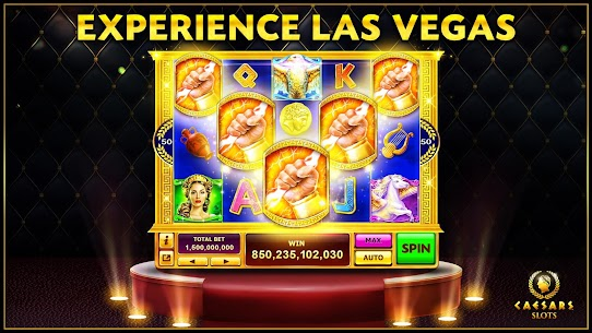 Caesars Slots: Free Slot Machines & Casino Games App Download For Android and iPhone 5