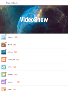 VideoShow Video Editor, Video Maker, Beauty Camera Screenshots