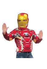 Amerikans superhjälte Iron man