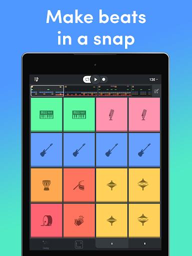 Beat Snap - Music & Beat Maker 2.0.8 Screenshots 7
