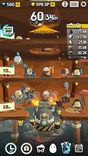 Ground Driller MOD Apk (Unlimited Money) 5