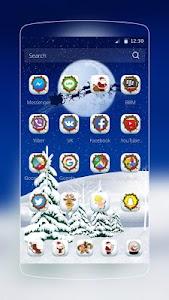 Snowing Christmas screenshot 1