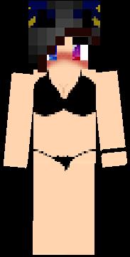 Minecraft Skin Girl Hot