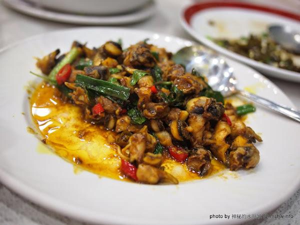 苗栗阿水飯店海鮮餐廳@後龍台鐵TRA後龍 : 口味與食材都還算不錯的海鮮餐廳