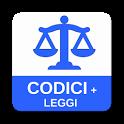 Codice Civile, Penale e Leggi icon