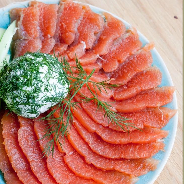 Copycat Kirkland Smoked Salmon Recipe (Dry Cured Salmon) Recipe