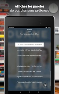 Deezer : Musique, Radios & Playlists en Streaming Capture d'écran