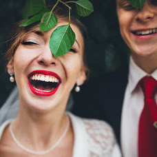 Wedding photographer Mikhail Lezhnev (mihail96). Photo of 15.11.2015