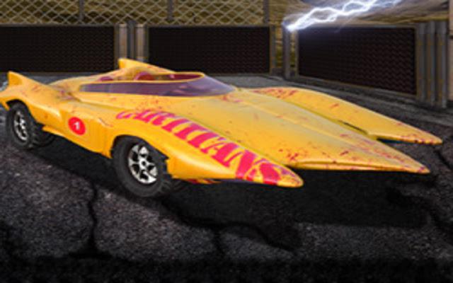 D Flash Racers