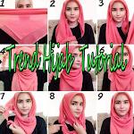 Trend Hijab Tutorial