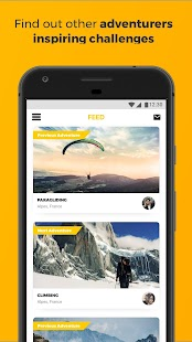 Adventurer - The mobile app for outdoor explorers - náhled